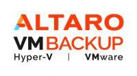 Altaro VM Backup Backup- Recovery-Software, virtuelle Maschinen in Hyper-V- VMware-Umgebungen